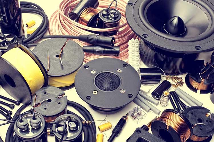 Immagine atrezzatura per installazione sound Hi-Fi